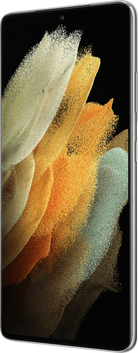 <p>Samsung Galaxy S21 Ultra 128GB, sølv</p>
