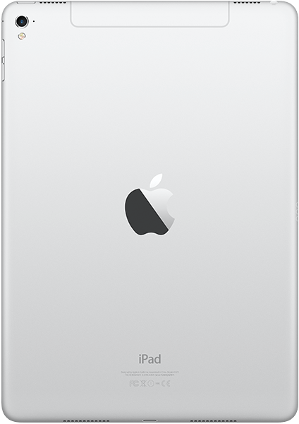 Apple iPad 9.7 32GB, sølv