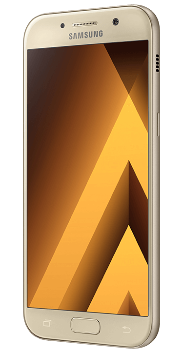 Samsung Galaxy A5 (2017), gull