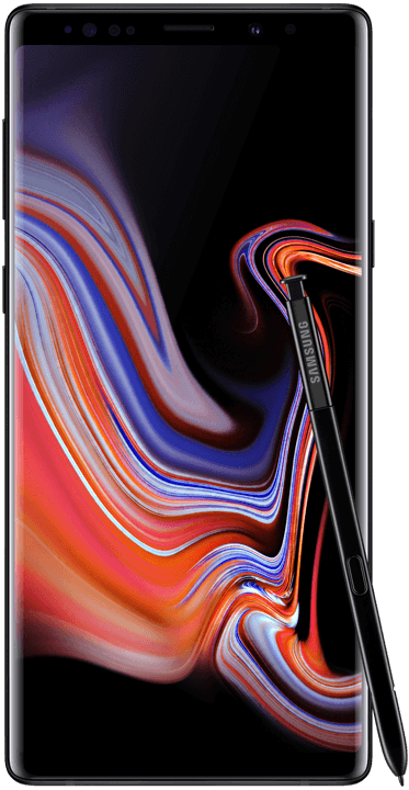 Samsung Galaxy Note 9, 128GB, svart
