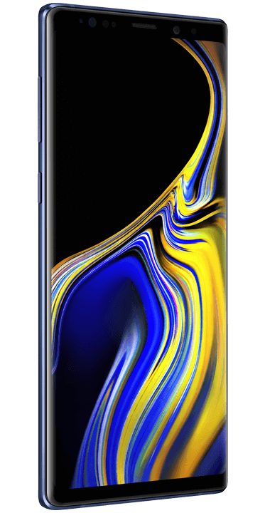 Samsung Galaxy Note 9, 128GB, blå