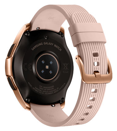Samsung Galaxy Watch, 42mm, rosegull