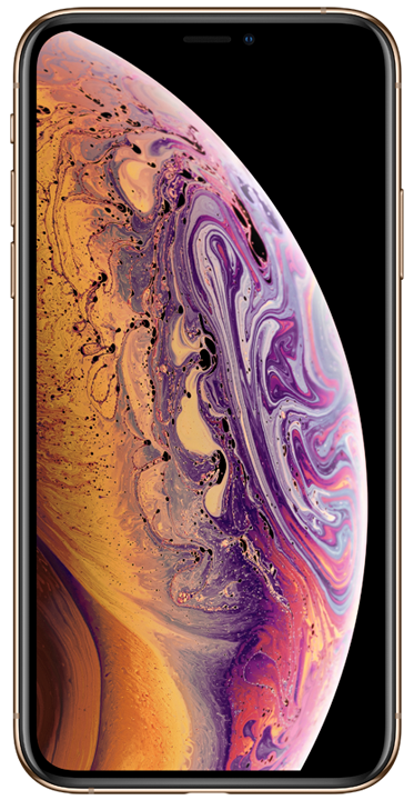 Apple iPhone XS 64GB, gull