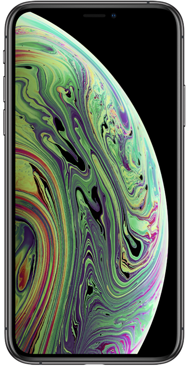 Apple iPhone XS 64GB, stellargrå