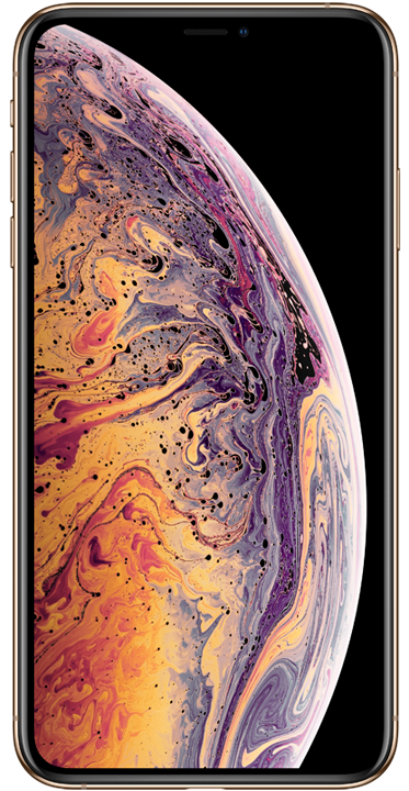 Apple iPhone XS Max 64GB, gull