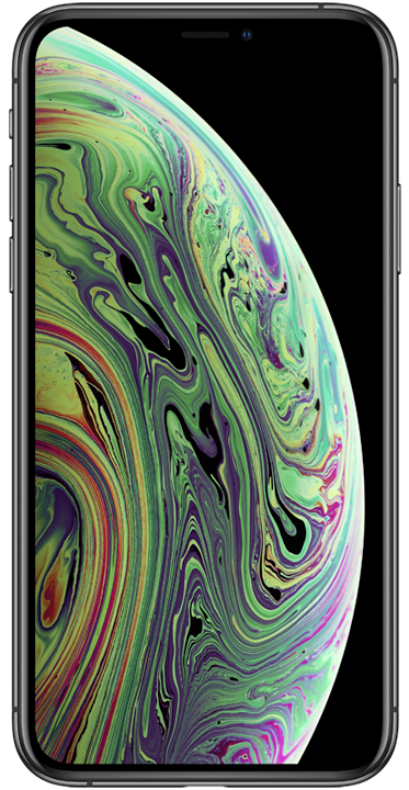 Apple iPhone XS Max 64GB, stellargrå