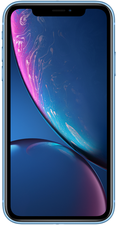Apple iPhone XR 64GB, blå