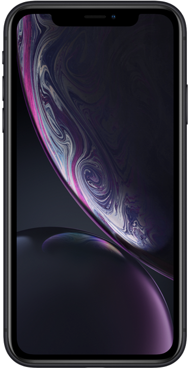 Apple iPhone XR 64GB, svart