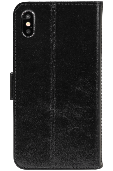 dbramante wallet iPhone XR, svart