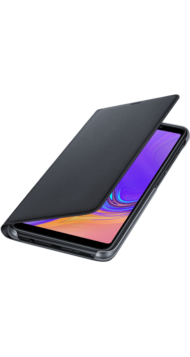 Samsung Wallet Cover til Galaxy A7