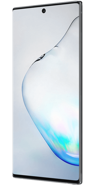 Samsung Galaxy Note 10+, 256GB, aura svart