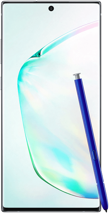 Samsung Galaxy Note 10+,  256GB, aura glow